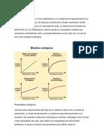 Modelo Plastico Bingham y Ley Exponecial