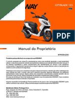 Cityblade manual. Português
