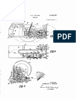 Charles F. Taylor_Patentes