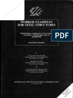 149450642 AISC Worked Examples for Steel Structures