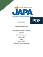tarea 7 de educacion para la diversidad 146619.docx