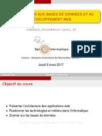 Cour de Web