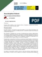 Cuadernillo Ingreso Historia 2019