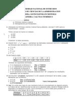 Práctico5.Derivacion Numerica