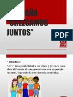 CAMPAÑA Presentación Papas