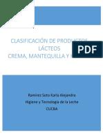 Clasificación de Productos L