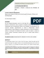 Integracion Mistica Plotino y Bg- Nuevo Pensamiento 2018