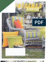 Upholstery Journal June-July 2007