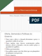 Análise Micro e Macroeconômica - Parte III - Cases de Elasticidade