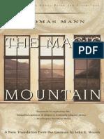 Thomas Mann, H. T. Lowe-Porter (Translator) - The Magic Mountain-Vintage Books (1969)