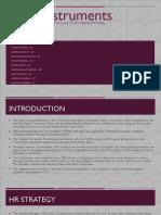 HRM case study Presentation