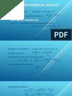 ECUACIONES DIFERENCIAL INEXACTA.pptx
