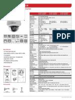 DS 2AF1 516 Datasheet