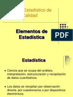 3.- Elementos de Estadistica. Rev. 2S14.Ppt