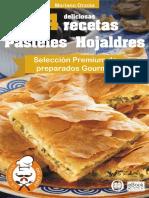 54 DELICIOSAS RECETAS - PASTELES HOJALDRES – Selección Premium de Preparados Gourmet (Colección Los Elegidos Del Chef) (Spanish Edition)