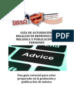 Guia de Autoedicion Regalias de Reproduccion y Publicacion de Versiones