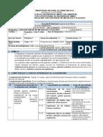Nivelación Sílabo No Metálicos y Placeres 2019