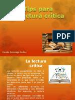 tips para la lectura critica-