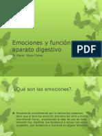 Emociones y Función Del Aparato Digestivo