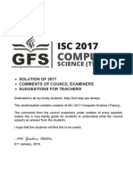 ISC 2017 Computer Science Theory Paper 1 - Solved Paper.pdf