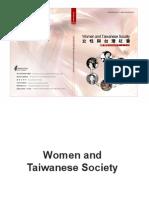 Women & Taiwanese Society