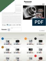 Panasonic LUMIX Range
