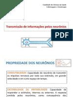 Sinapses e Neuroh