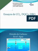 DQO Y DBO