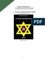 La Gran Conspiración Judía - Traian Romanescu.doc
