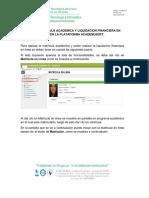 Manual Matricula Academica y Liquidacion Financiera en Linea (1)
