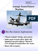 Darpa Weapons -CaseCo Opted Insects