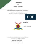 Business intelligence MBA II ND SEMESTER.docx
