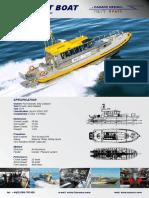 18m Taranaki Qwest Pilot Boat