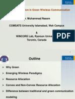 COMTEC Naeem GreenCommunication-2019