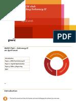Solvency II Summary Slides