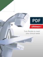 Ultimax-i FPD Multipurpose System Brochure
