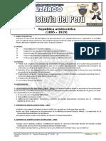 Historia del Perú - 5to Año - IV Bimestre - 2014.doc