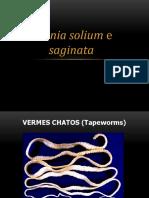 5.Taenia Solium e Saginata