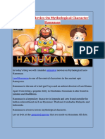 Animated Movies On Mythological Character Hanuman