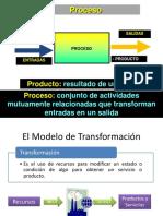 Procesos y Diagramas SIPOC__