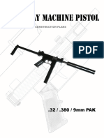 Practical Scrap Metal Small Arms Vol. 21 - Stingray Machine Pistol