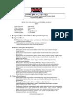 Model RPP Matematika Kurikulum 2013 Kelas 9