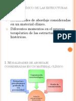 Abordaje Clínico de Las Estructuras Histéricas