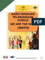 2 Garis Panduan Pelantikan Penyedia Latihan Dan Tatacara Pengendalian Kursus Wath Updatesept2014