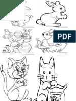 gambar sketsa kucing kelinci.xlsx