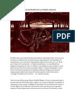 Tradición de La Licantropía en La Poesía Chilena