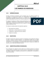 plan de manejo de residuos DOMUS.PDF