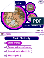 KS4 Electricity - Static Electricity.ppt
