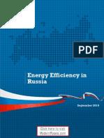 Energy Efficiency in Russia (factsheet via ModernRussia.com)