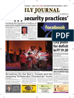 San Mateo Daily Journal 03-22-19 Edition
